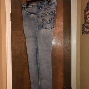 Levi's rare jeans